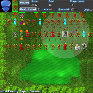 Flash RPG Tower Defence