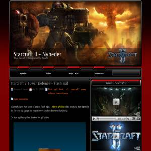 Starcraft 2 - Dansk info blog
