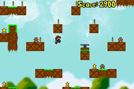 Jump Mario 3