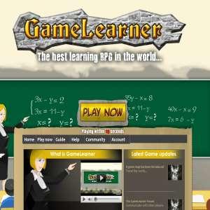 GameLearner - Online undervisningsrollespil