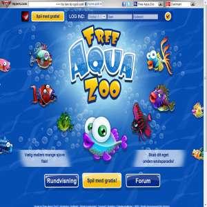 Spil gratis FreeAquaZoo