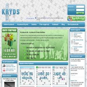 Online krydsord