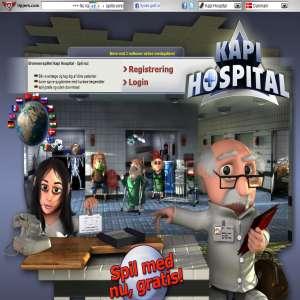 Kapihospital DK