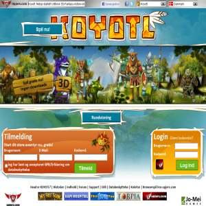 Spil gratis Koyotl