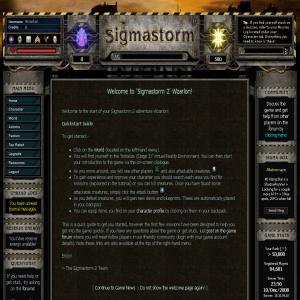 Sigmastorm 2 - Gratis MMORPG