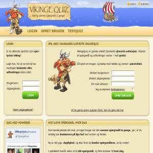 VikingeQuiz.dk