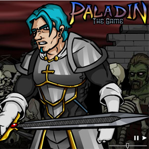 Paladin the game